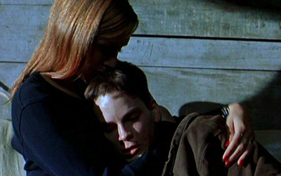 The 1999 film Boys Don't Cry was based on the life of Brandon Teena. Brandon was born as a female, but identifies with the male gender role more. He lives his life as a man, keeping his sex a secret. When this information comes to light the situation turns ugly for many. All rights reserved.