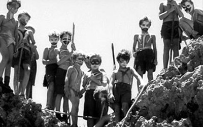 In the 1963 film version of Lord of the Flies, Peter Brook brought the classic novel by William Golding to life. This film exposes bullying and social hierarchies in their most primal forms. All rights reserved.